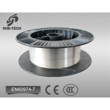 China Fábrica de alumínio sem gás mig fio ER4043
