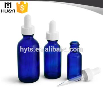 кобальт синий цвет 30ml стеклянные бутылки капельницей