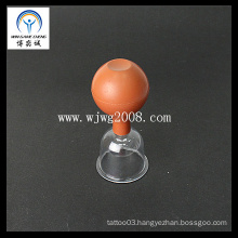 Rubber Bulb Vacuum Suction Cupping-as Cup Acupuncture