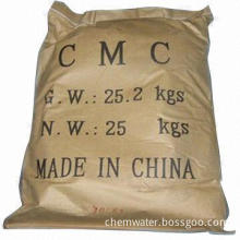 CMC for food, oil, ceramic, paper, medicine, textile, feed, detergent, dyeing ECT