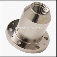 Mecanizado de CNC de acero inoxidable profesional y piezas de acero de torneado CNC