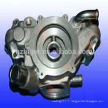 pièces faites sur commande d'aluminium / pièce de moulage de précision / pièce de moulage par gravité en aluminium
