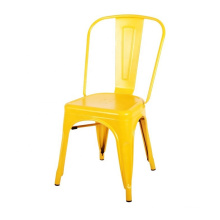 Outdoor Metal Bamboo Banquet Dining Chair