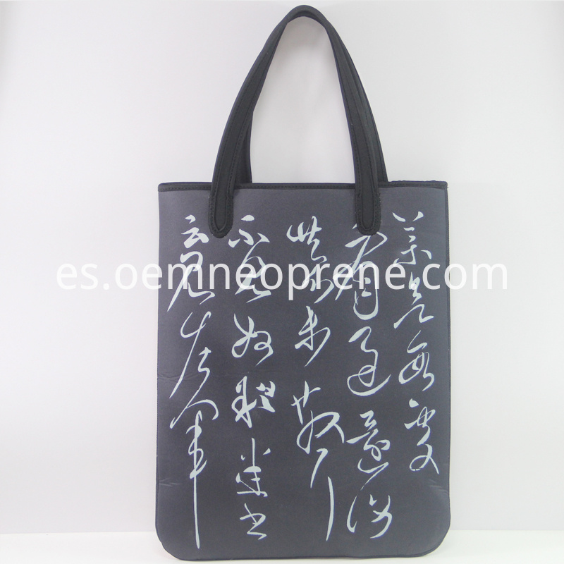 Neoprene Handbag for lady