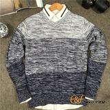 Lasted Knitted Designs Men's Sweater