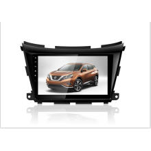 Yessun 10,2-дюймовый автомобильный DVD-плеер для Nissan Murano (HD1071)