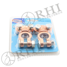 High quality zinc alloy car battery Terminal types