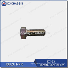 Genuine NPR Bearing Seat Screw DX-33