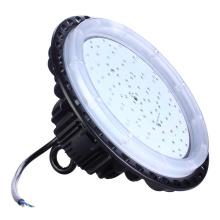 Lumière élevée industrielle de baie de 100W UFO LED avec la puce 3030 pour l'usine et l'entrepôt