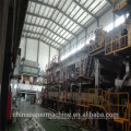 Máquina de fabricação de papel de placa duplex superior branca