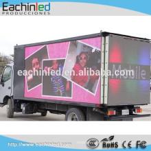 vermieteter im Freien geführter Großbildschirm SMD3535 des leuchtenden p8 ultra dünnen geführten Schirmes