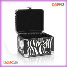 Single Open Aluminum Frame Mini Beauty Case (SACMC139)