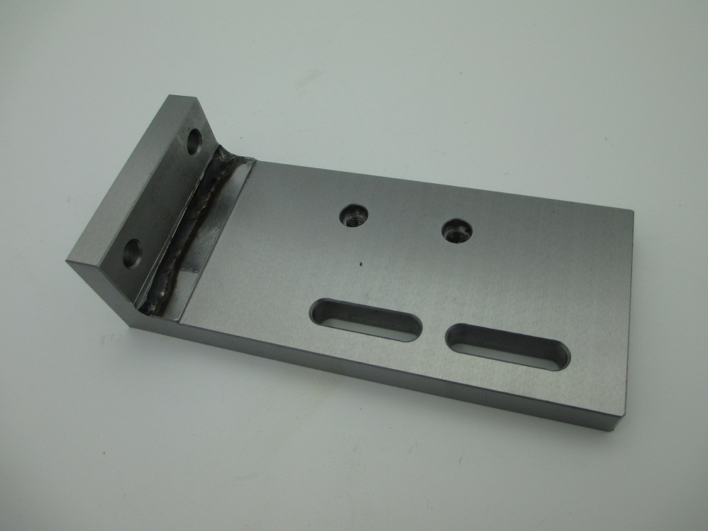 Custom Metal Parts Fabrication