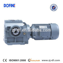 SA77 Geschwindigkeitsreduzierer Schraubenschlüssel Getriebemotor Hohlwelle Industrie Getriebe