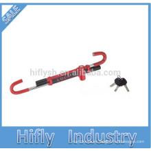 Cerradura rotatoria antirrobo universal del volante de la seguridad de Van del coche HF-319, cerradura de dirección para el coche y cerradura de la rotura