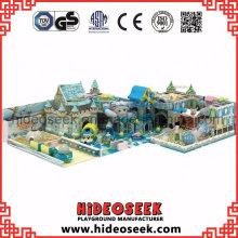 Ice Snow Theme Naughty Castle Juegos para niños