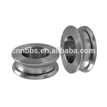 Precision machined bronze bushing bearing