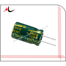 aluminum electrolytic capacitor 33uf 16v lowesr