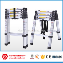 Price aluminum telescopic ladder /tactical ladder/ladder stand aluminum tree ladder tree stand