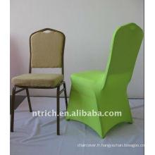 Belles couvertures de chaise de Spandex