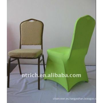 Bonitas fundas para sillas Spandex