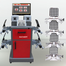 Heavy Duty Wheel Alignment Equipment