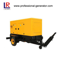 200kVA Silent Trailer Generator Set