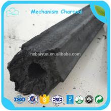 Charbon de bois fabriqué à la machine pour le charbon de bois Barbecue / Mécanisme