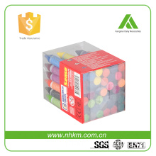 Set Packaging and Wax Caryon Type wax crayons