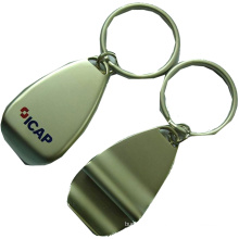 Metal Bottle Opener with Customer Logo Printing (m-BO09)