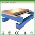 Natural Oak solid wooden basketball flooring