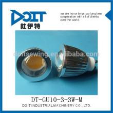 LUZ LED SPOT DE ÁREA DT-GU10-3-3W-M