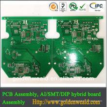 panel de control pcb servicio de diseño ltu2 pcb