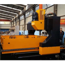New or Used CNC Plate Drilling Machine