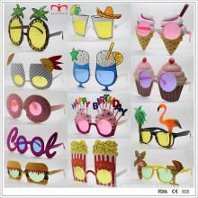 Gafas de sol coloridas y abundantes del partido del diseño (PTS)