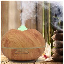 400ml Waterless Scent Diffuser Ultrasonic Nebulizer Diffuser