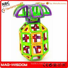 Супермагнитные строительные игрушки
