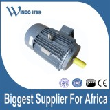 3 phase asynchronous AC induction electric motor