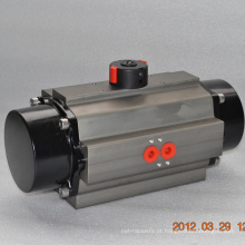 atuador pneumático de ação simples da válvula