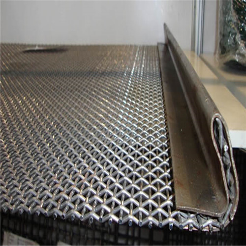 Slurry Vibrating Screen Mesh for Coal Mining