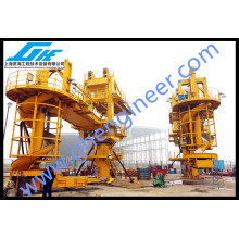 2000bags Spiral Ship Loader for Bagged Cargo