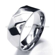 Простой способ блестящий кольцо из нержавеющей стали Argyle 316