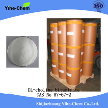 supply L Choline Bitartrate DL-Choline Bitartrate