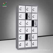 School Used Steel Locker Gym mini metal beach locker For Sales