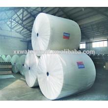 Verstärkte Polyestermatte