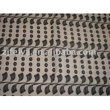 gold stamping printed polyester fabrics