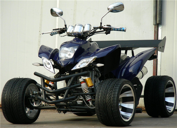 EEC 250 Cc Racing ATV