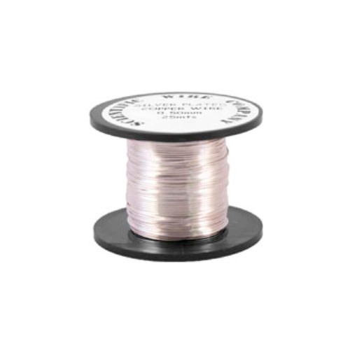 High Temperature Teflon cable FEP Insulated Silver Plated Copper Wire