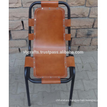 industrial leather chair new model