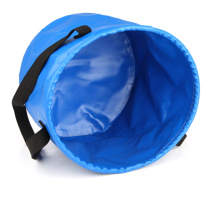 Seau d'eau de plongée en plein air Hydration Bag Camping Sable de lavage